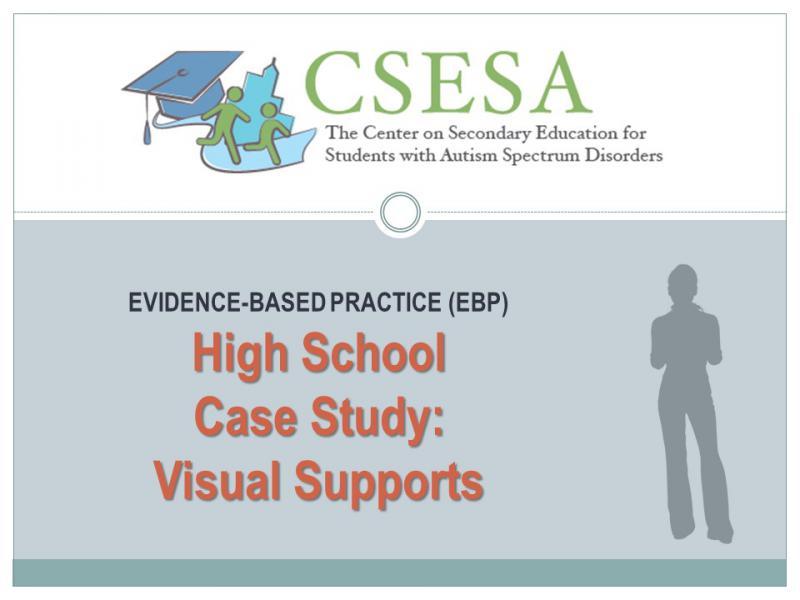 High School Case Studies | CSESA