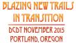 DCDT conference logo